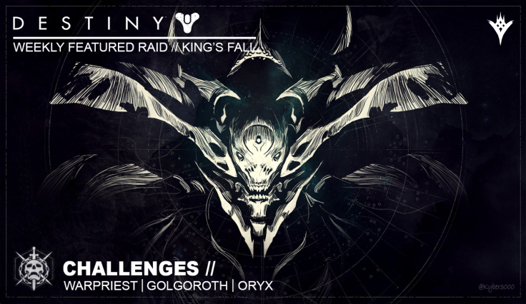 Weekly Featured Raid - Kings Fall (by Kyber3000) 1