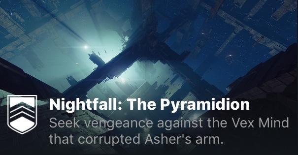 Destiny 2: Nightfall Unique Rewards – Kyber's Corner
