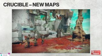 Season 2 // New Crucible Maps