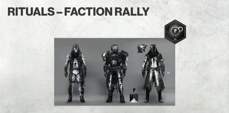Faction Rally Dead Orbit Armor // Season 2
