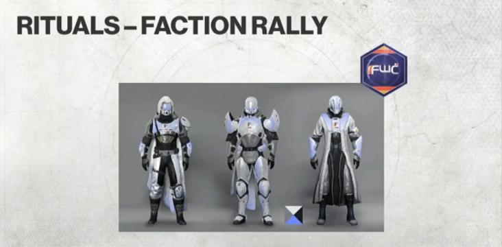 Faction Rally FWC Armor // Season 2