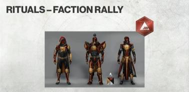 Faction Rally New Monarchy Armor // Season 2