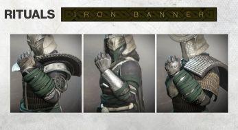 Iron Banner Gear // Season 2