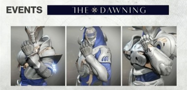 The Dawning Event // Armor
