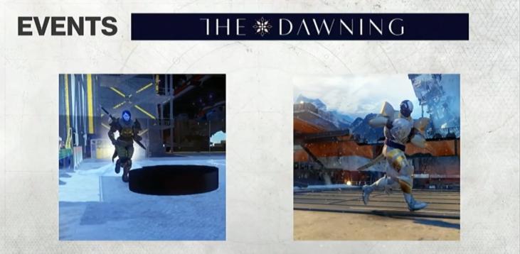 The Dawning Event // Season 2