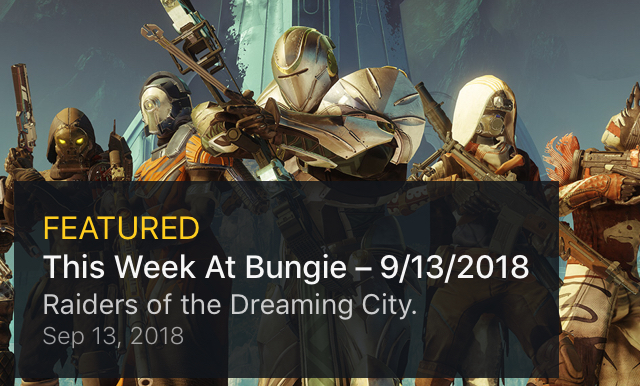 6fc3fd78e13 Destiny 2  This Week at Bungie – Raiders of Dreaming City – Kyber s ...