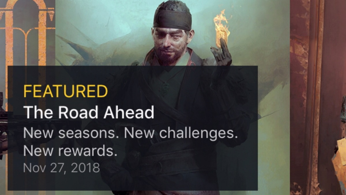 Destiny 2 The Road Ahead New Seasons New Challenges