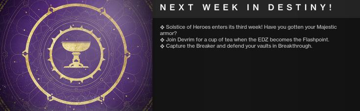 Destiny 2: Xûr's Inventory and News (08/09 – 08/13) – Kyber's Corner