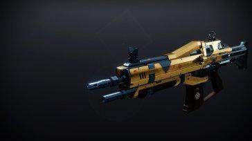 Shadow Price - Adept Auto Rifle