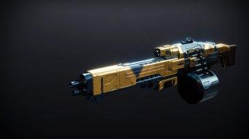 The Swarm - Adept Machine Gun