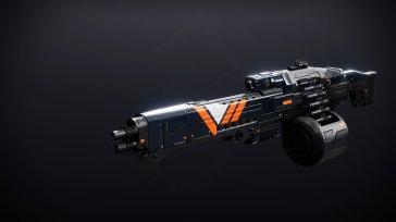 The Swarm - Machine Gun