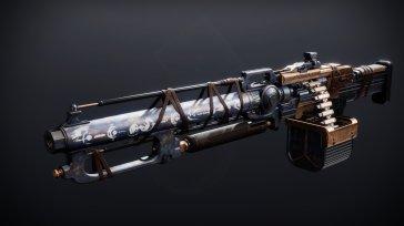 Archon's Thunder - Machine Gun