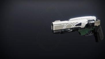 Finite Impactor - Hand Cannon